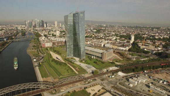 BCE à Francfort
