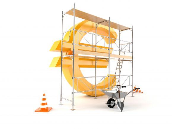 euro en travaux